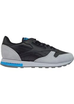 BD4414 Reebok Classic Leather GN Black/Cloud Grey/Alloy/Caribbean Teal  Reebok Sneakers de Luxe - kod rabatowy
