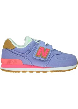 New Balance YV574T4 Lilac/Pink  New Balance Sneakers de Luxe - kod rabatowy