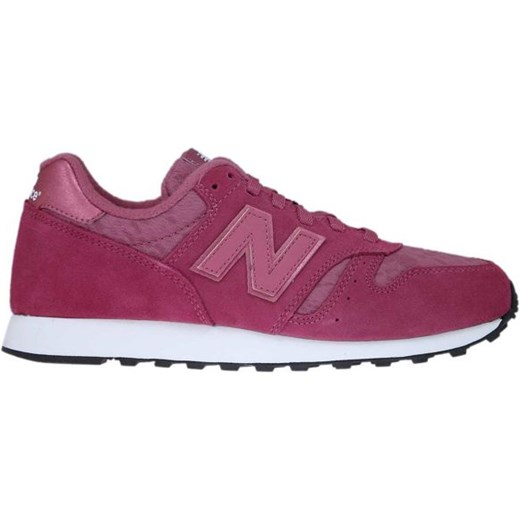 New Balance WL373DPW Dark Pink with White  New Balance 38 Sneakers de Luxe