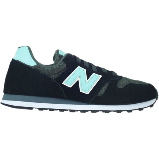 New Balance WL373SKM Black / Mint  New Balance 36 Sneakers de Luxe