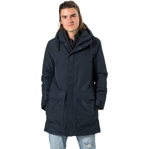d6149514d6dd2 Niebieska kurtka męska Peak Performance casual zimowa w Domodi