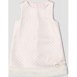 dc07fe8352 Beżowe sukienki dziewczęce