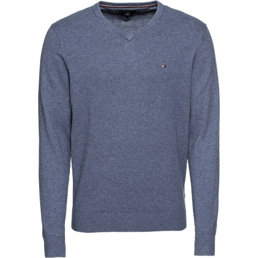 55cba9bb43ea3 Tommy Hilfiger sweter męski niebieski w Domodi