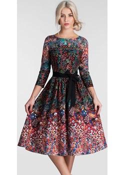 Sukienka MARIE 3/4 Midi Celestia Livia Clue   - kod rabatowy