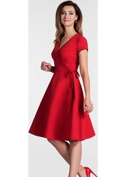 Sukienka VERA II Midi Czerwień  Livia Clue  - kod rabatowy