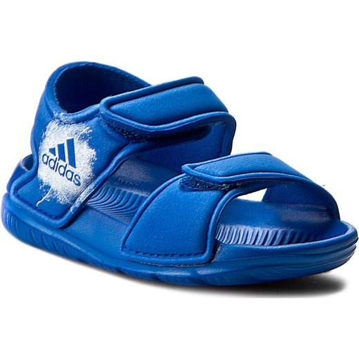 20d80ee79dcb8 Sandały dziecięce Adidas na rzepy w Domodi