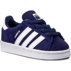 Adidas buciki niemowlęce z tworzywa sztucznego sznurowane bez wzorów ... df25e01e6e