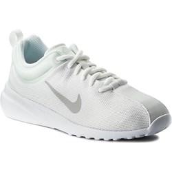 6a7525d46364 Buty sportowe damskie Nike płaskie bez wzorów z tworzywa sztucznego ...