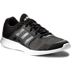 online retailer f231d 3a2a8 Buty sportowe męskie Adidas ze skóry ekologicznej wiązane