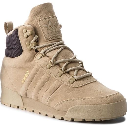 f7656fc445157 Buty zimowe męskie Adidas sportowe zamszowe w Domodi
