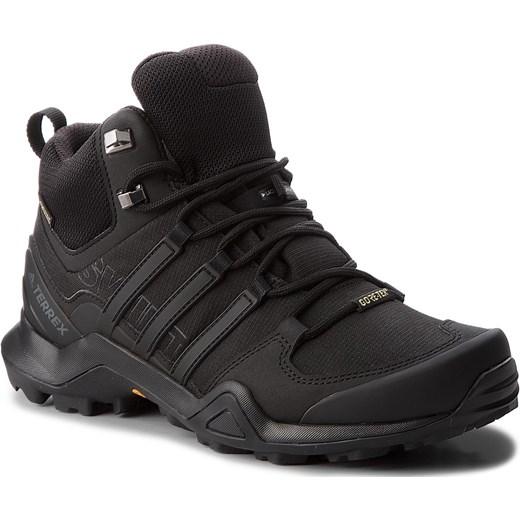 buty adidas zimowe czarne