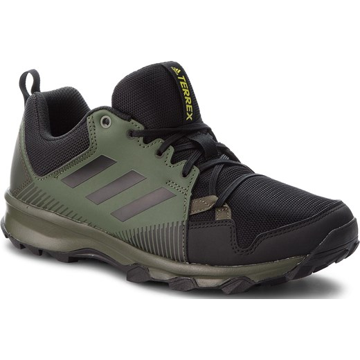 Zielone buty sportowe m?skie Adidas terrex