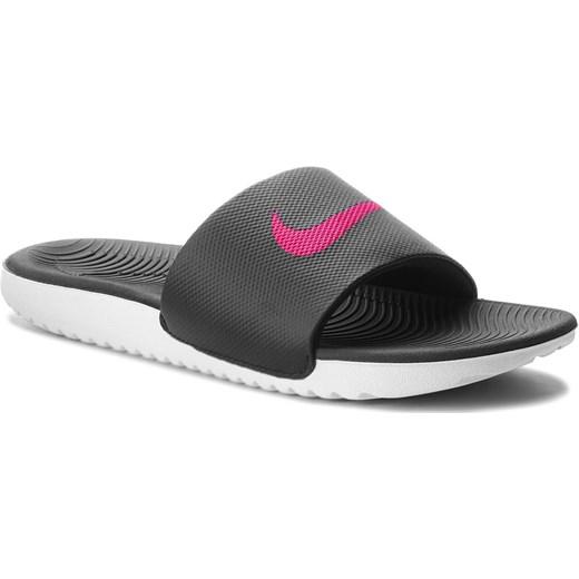 online store bbb14 46041 Klapki damskie Nike na lato z tworzywa sztucznego bez wzorów