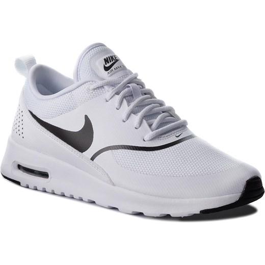 finest selection c7d32 4291a Buty sportowe damskie Nike air max thea gładkie białe
