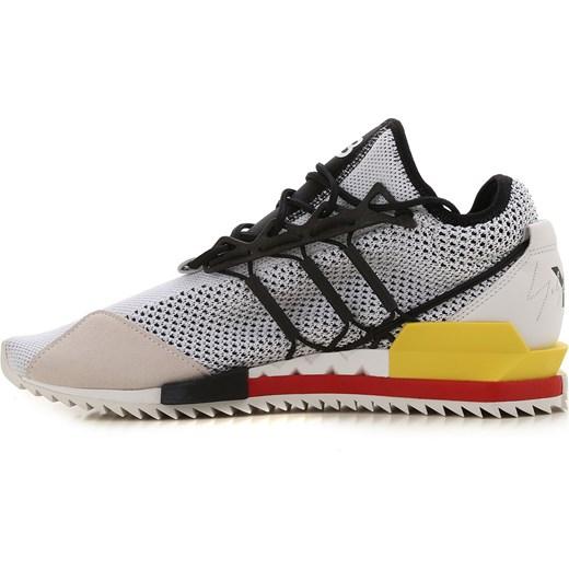 dd637a2404daa ... młodzieżowe z tkaniny · Buty sportowe męskie szare Adidas z tkaniny ...