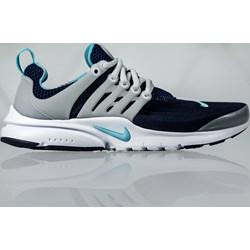 low cost 1c1e1 052bf Buty sportowe damskie Nike presto na płaskiej podeszwie sznurowane