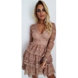 626bdb6d45939 Sukienki koronkowe butik latika, lato 2019 w Domodi