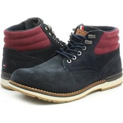 ec14a07d5a667 Buty zimowe męskie Tommy Hilfiger - Office Shoes Polska