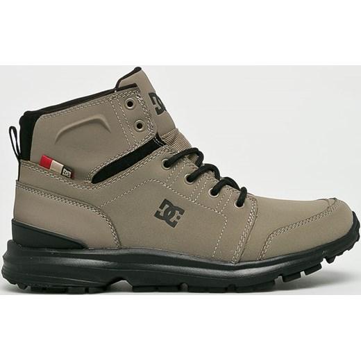 9fd2b822be24 Buty trekkingowe męskie Dc Shoes skórzane sportowe wiązane jesienne ...