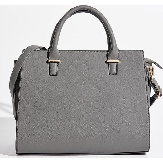 528370f53746c Sinsay torba typu city bag szary domodi jpg 520x520 Torba typu city bag