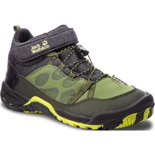 dobra sprzedaż wiele modnych klasyczne dopasowanie Jack Wolfskin buty trekkingowe dziecięce wielokolorowe gładkie