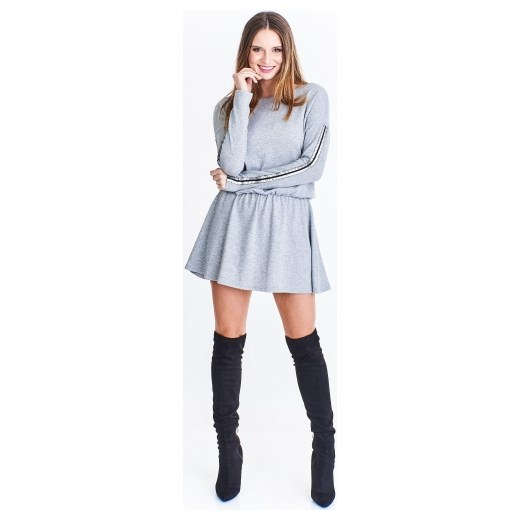 9f8e2b966e Sukienka Fashion 4 You dresowa casual w Domodi