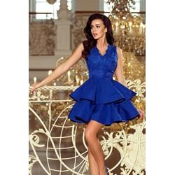 9bae575859 Numoco sukienka z koronką