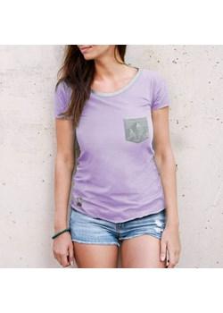 Koszulka damska - GÓRY kieszonka XXS   Szwendam się - kod rabatowy