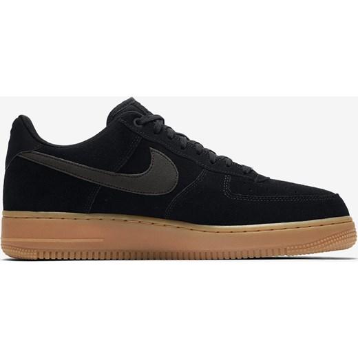 reputable site fb24a cd0af Buty męskie Nike Air Force 1 07 LV8 Suede BlackGum AA1117 001 Nike ...