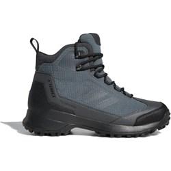 d8bfea803b565 Buty trekkingowe męskie Adidas szare