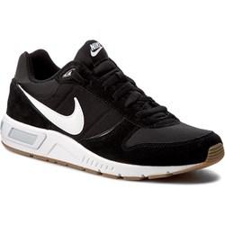 29bfb434d62c4 Czarne buty sportowe męskie Nike nightgazer sznurowane