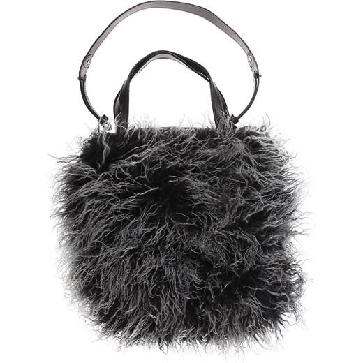 ad33d3196caa2 Shopper bag 032c ze skóry średnia bez dodatków w Domodi