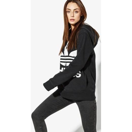 Bluza Damska ADIDAS Czarna Sportowa WIOSENNA | Czarny