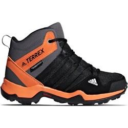 38ff4987f0415 Wielokolorowe buty trekkingowe damskie Adidas z gumy sportowe płaskie