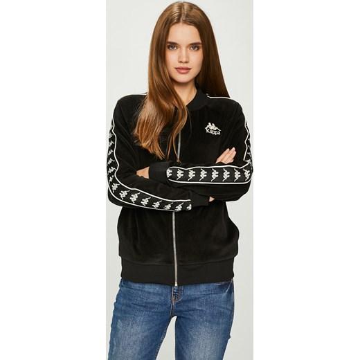 przejść do trybu online online tutaj taniej Bluza damska Kappa krótka