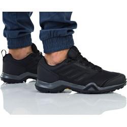 c3e5a728622e Buty trekkingowe męskie czarne Adidas sportowe na lato