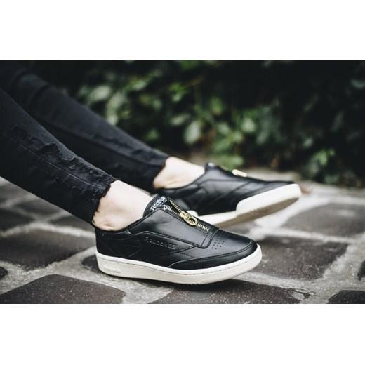f7c45d0ff2276 Buty damskie sneakersy Reebok Club C85 Zip BS6608 sneakerstudio.pl w ...