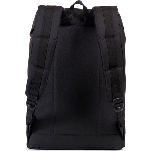 0f6d93d55fc6d Plecak Herschel Retreat Black 10066-00001 - CZARNY Supply Co.  sneakerstudio.pl w Domodi