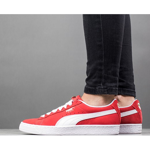 Buty męskie sneakersy Puma Suede Classic Breakdance New York