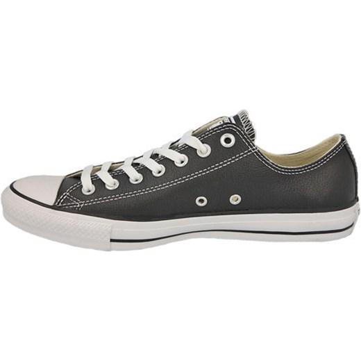 0e022f1a60bed BUTY CONVERSE CHUCK TAYLOR ALL STAR SKÓRA 132174C sneakerstudio-pl czarny  casual 1