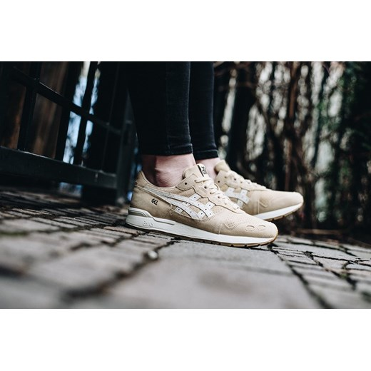 Buty damskie sneakersy Asics Gel Lyte H8B3L 0500 BRĄZOWY Tiger sneakerstudio.pl