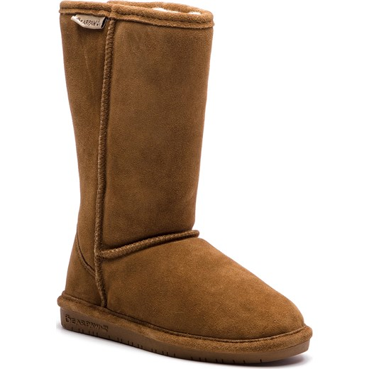 Buty BEARPAW - Emma Tall Youth 618Y Hickory  Bearpaw 35 eobuwie.pl