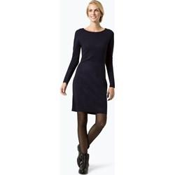 e81d2785cd Sukienka Esprit z okrągłym dekoltem z długim rękawem prosta