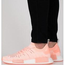new product 69701 f565d Buty sportowe damskie Adidas Originals nmd sznurowane na płaskiej podeszwie