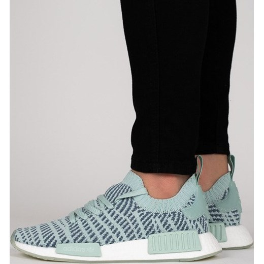 Buty sportowe damskie Adidas Originals nmd płaskie wiązane