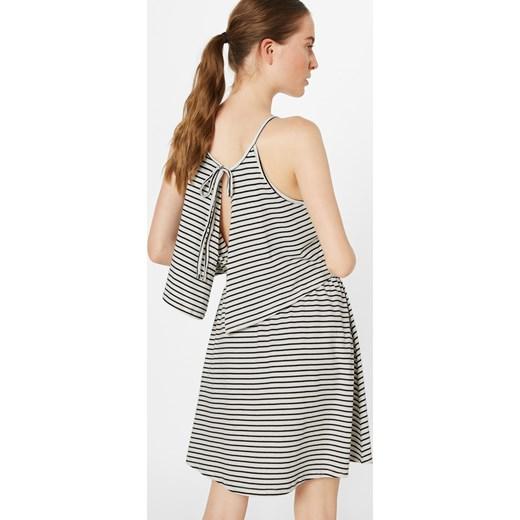 788ebe230c Sukienka Urban Classics letnia · Sukienka Urban Classics w paski mini  bawełniana ...