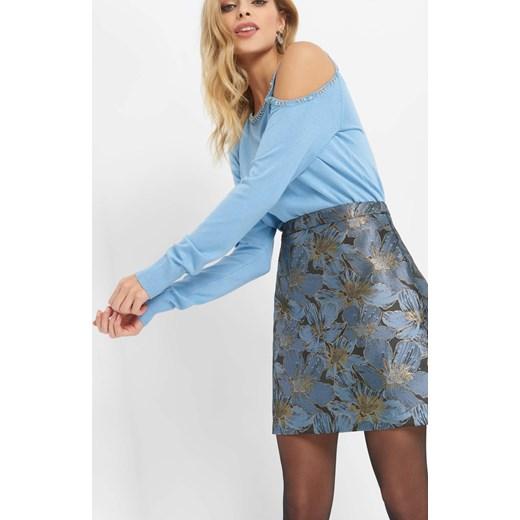 b7933076 Spódnica ORSAY mini w kwiaty
