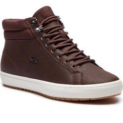 b51289e22 Brązowe buty męskie lacoste, wyprzedaż, lato 2019 w Domodi