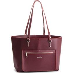 2bd073aa5cbbc Shopper bag Lasocki matowa bez dodatków casual ...