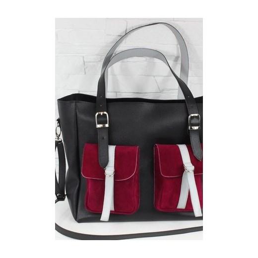 e39c28cbeaeb5 Shopper bag Fabiola w Domodi